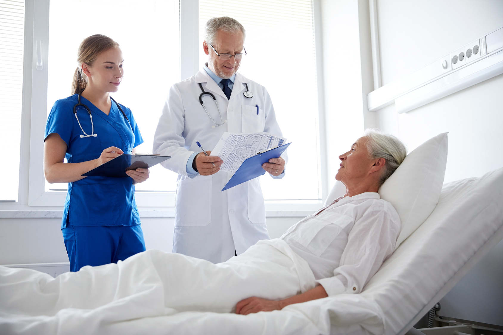 Physicians' Age Linked to Patients' Mortality Risk