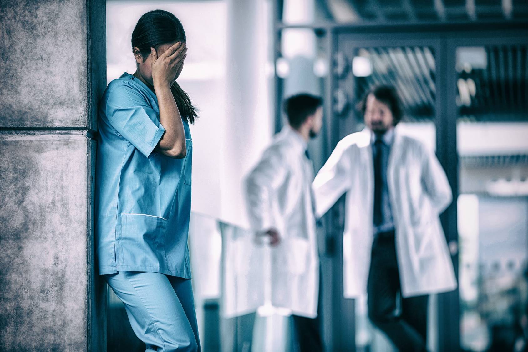 Workplace Drama Affects Patient Care and Is Seldom Addressed