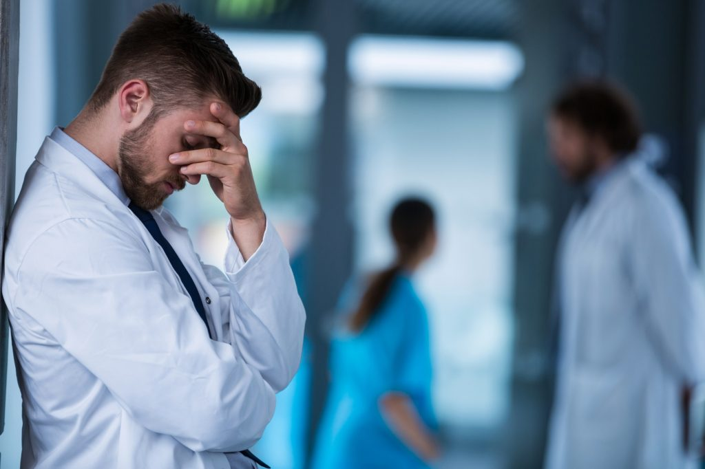 Physicians and Suicidality: Identifying Risks and How to Help