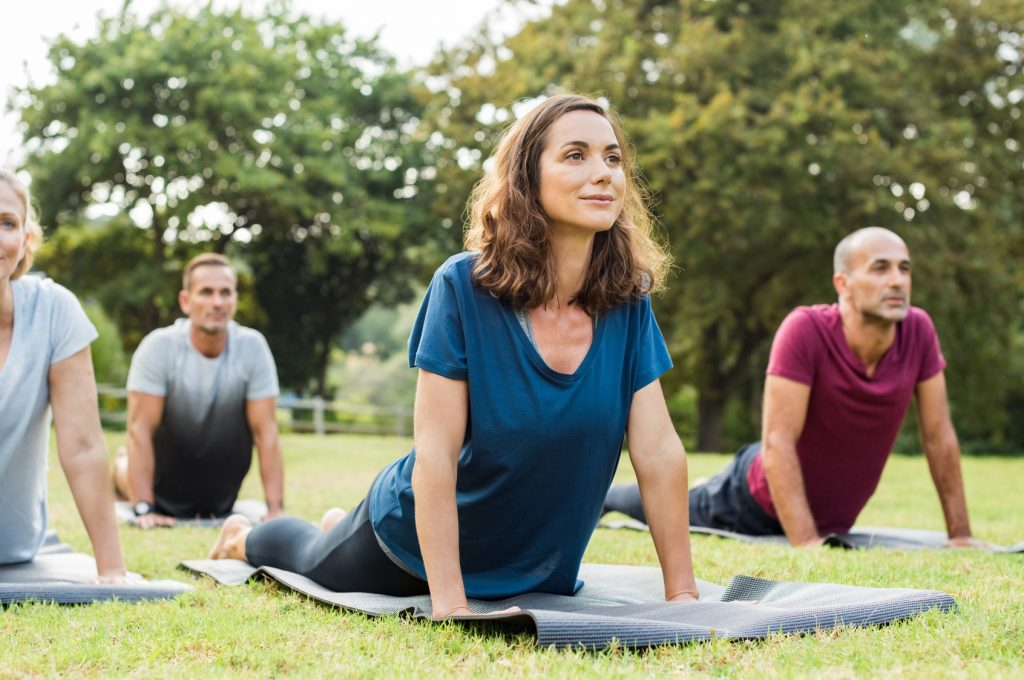 Occupational Therapists and the Benefits of Yoga