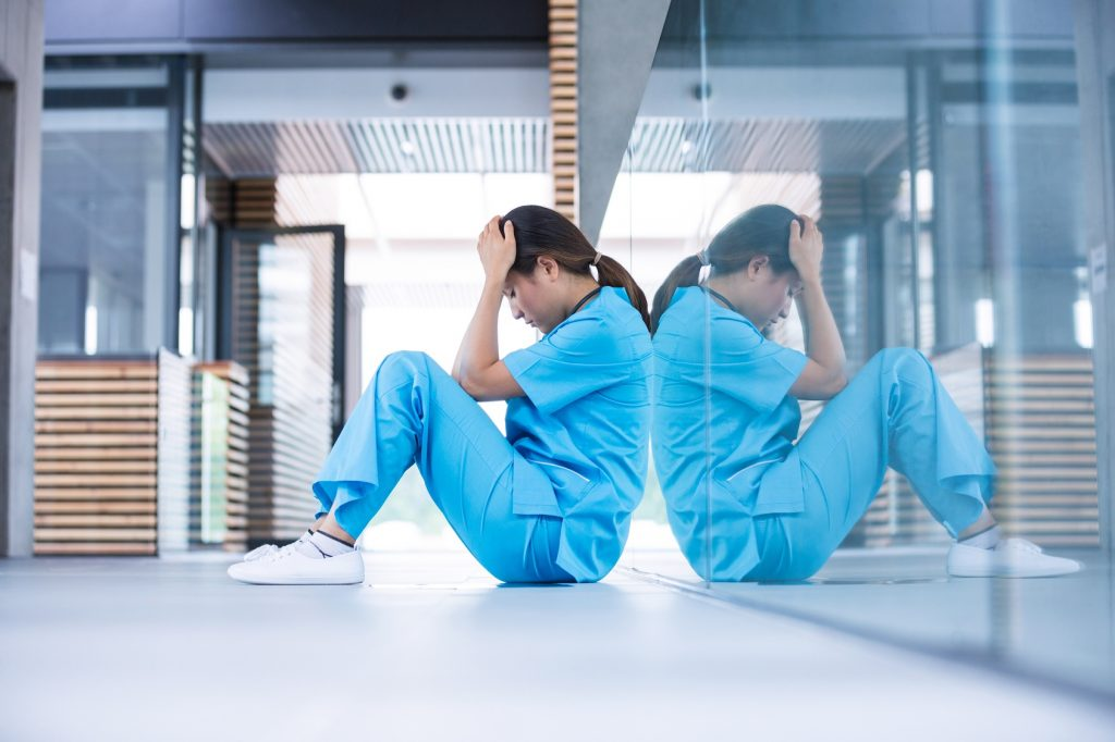 Suicide Risk Among Nurses Higher than Non-Nurses
