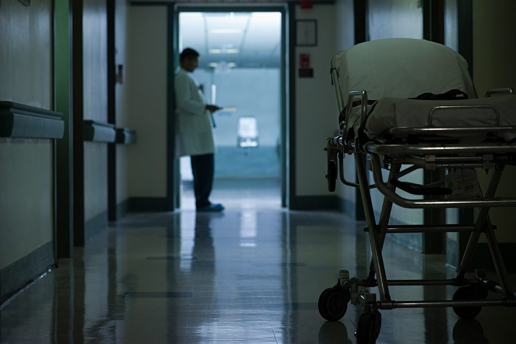 Escalating Workplace Violence Rocks Hospitals