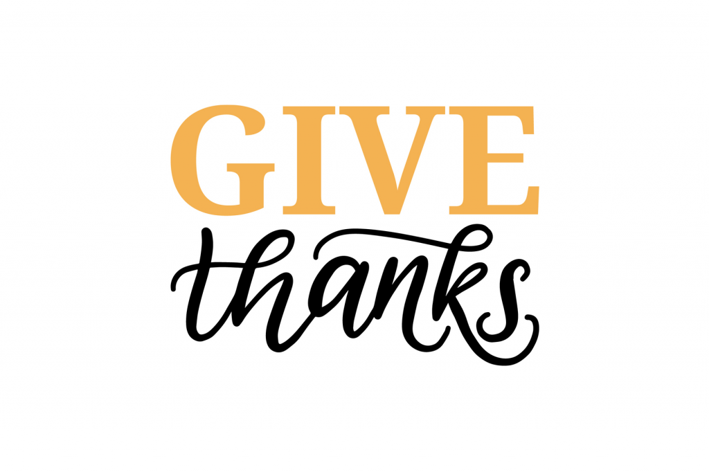 This Year, Advanced Practitioners Are Thankful For…