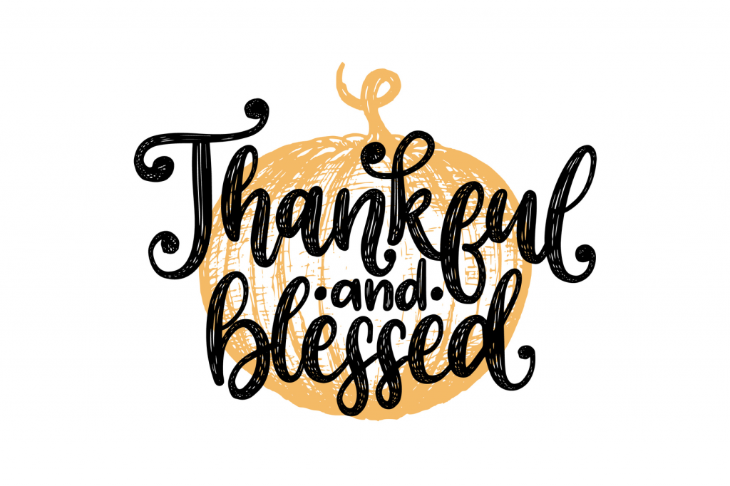 This Year, Therapy Professionals Are Thankful For…
