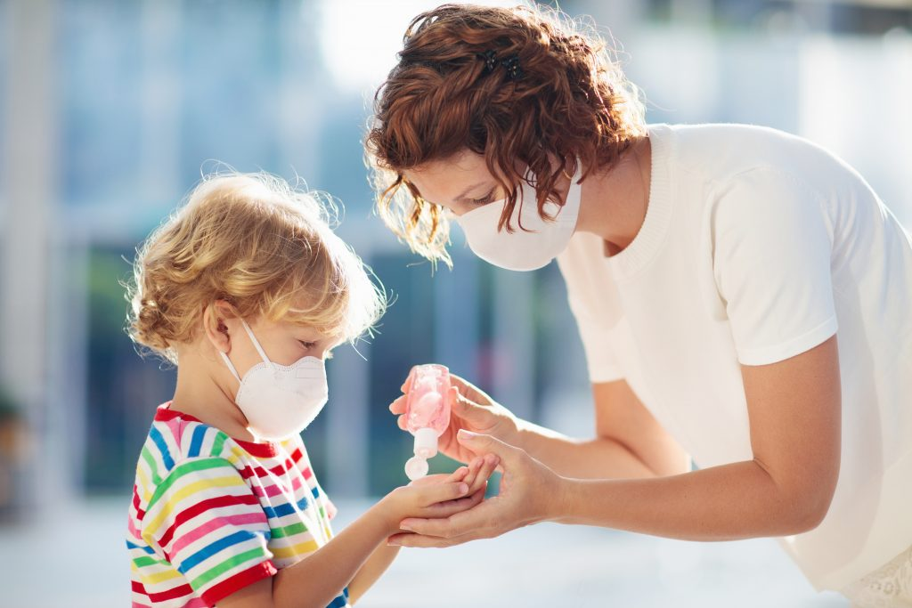 How Healthcare Workers with Children Are Coping During the Pandemic